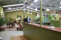 Interior de Subastas Setdart